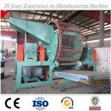 1200 de Machine van de Maalmachine van de band voor de Banden van het Schroot van de Ontvezelmachine