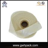 Luva de malha de fibras de sílica