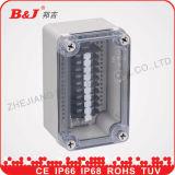 80x130x70mm boîte en plastique pour l'Electric/boîte électrique en plastique avec borne de câblage
