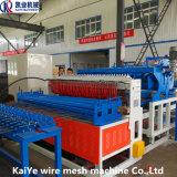 Linhas da máquina de soldadura do engranzamento de fio para o engranzamento de fio de aço