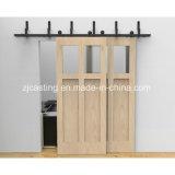 Quincaillerie à portes en bois de porte à double rangée (LS-SDU 6212)