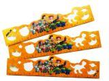 2015 Últimas lenticular 3D Printing plástico Gobernante
