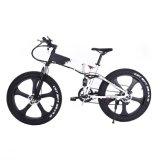 Nouveau 26 pouces montagne VTT 26 E cycle vélo électronique pour les grands hommes de la Chine fabricant