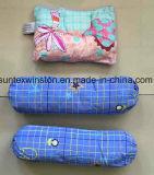 3 PCS Set 2 Bolster + 1 Juego de almohadas
