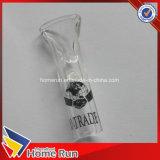 Extrémité en verre neuve saine et pratique avec l'extrémité en verre de prix usine