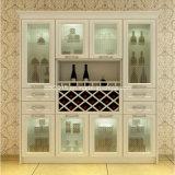 Gabinete moderno N-3 do vinho da mobília da sala de visitas de Bck