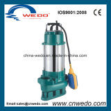 V bomba sumergible de las aguas residuales de la serie (V180F/V450F/V750F)