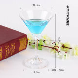 22oz 640mlの優雅なクリスタルグラスのシャンペンのゴブレット