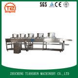 Máquina de secagem de lavagem elétrica automática do alimento do preço de fábrica