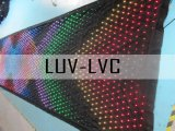 3m * 6m LED-videogordijn/Flexible Stage-gordijn (LUV-LVC)