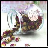 Mini bottiglia di vetro per il tè della Rosa di memoria