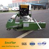 La pista di corsa pavimenta la macchina (con il generatore), la macchina funzionante della pista, la pista di plastica di sport, pista atletica