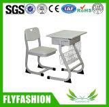 Salle de classe école en polypropylène Meubles de bureau et chaise ensemble