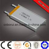 Mobile Phone External Portable Power 은행을%s 3.7V 1700mAh 683080 Lithium Ion Battery