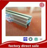 6063 perfil anodizado protuberancia de la aleación de aluminio de T5 T6 para la ventana y la puerta