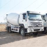 Marca HOWO 12cbm 3 ejes 6X4 camiones hormigonera