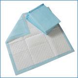 青い看護のパッド、Underpadおよびペットパッド