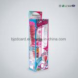 접히는 다채로운 직사각형 명확한 플라스틱 상자