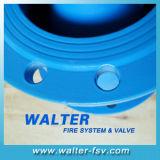 De van een flens voorzien Stille Klep van de Controle voor het Systeem van de Pomp van het Water