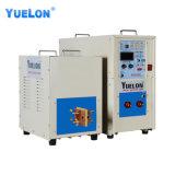 De Alta frecuencia de 30kw 5-15kg el equipo de fundición de aluminio de inducción