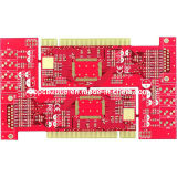 Rotes Soldermask für Selbstkreisläuf gedruckte Schaltkarte