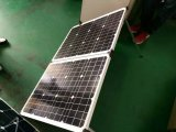 18V 100W Foldable Solar Panel con Stand