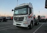 Vrachtwagen van de Tractor van de Dieselmotor van de Vrachtwagen van de Vrachtwagen van Beiben V3 de Hoofd Op zwaar werk berekende 6X4