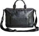 Echtes Leder-Geschäfts-Aktenkoffer-Handtaschen-justierbares Schulter-Band des Mannes (RS-VM0003)