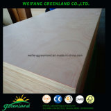Grado de muebles de madera contrachapada con núcleo de álamo
