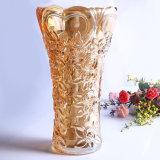 シリンダーガラスのつぼ
