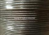 câble métallique de l'acier inoxydable 1X19 (pente : 317)
