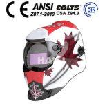 Helm van het Lassen van Ce de Zonne Auto Verdonkerende voor TIG het Lassen van mig (wh-543)
