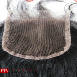 Virgem de cabelo humano Lace Encerramento