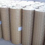 ロールの高品質によって溶接される金網
