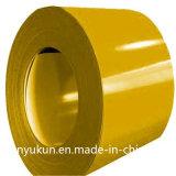 El precio bajo del origen de China prepintó PPGI galvanizado para el material para techos del metal