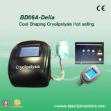 Gel portatif de Cryolipolysis amincissant la machine