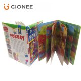 Impressão personalizada Hardcover Book / Pop up Children Book