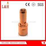 Póngase en contacto con soporte para punta de la Esab 250A Soplete Difusor de Gas