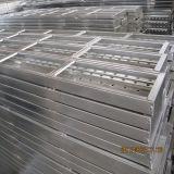 Tablón galvanizado vendedor caliente del metal del andamio, tablón de acero, tarjetas de acero