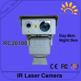 Barato IR Scanner de longo alcance de visão nocturna PTZ Camera Laser