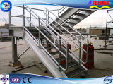 Piattaforma d'acciaio saldata per il workshop/magazzino