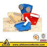 Инструменты абразива диаманта трапецоида PCD