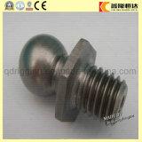 Parafuso chapeado zinco da extremidade da esfera de ASME/ANSI 12mm
