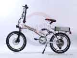 20'' 36V 500 Вт с электроприводом складывания велосипеда (февраль-600)