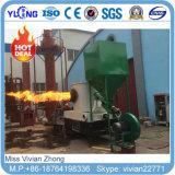 9tボイラーのための中国の生物量の餌の炉