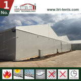 Lager-Zelt verwendet für permanenten logistischen Park