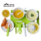 Babyfood Grinder/Juicer/Knife/Peeler Setのための陶磁器のKitchen Mills