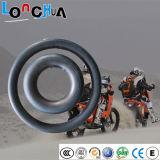Câmara de ar interna da motocicleta natural da fábrica de Qingdao China (4.00-10)