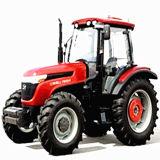 2017 de nieuwe Tractoren van het Landbouwbedrijf van het Ontwerp 40HP met Rops voor Verkoop