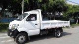 Sinotruk 2t 판매를 위한 소형 팁 주는 사람 트럭 4X2 Cdw 소형 쓰레기꾼 트럭